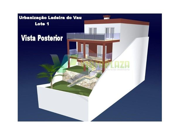 Lote de Terreno Destinado a Construção, Ladeira do Vau, P...