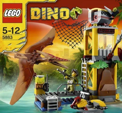 Лего 5883 - Дино - Цитадель Птеранодона
