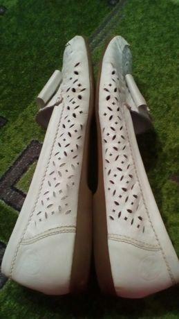 Летние туфли р.41