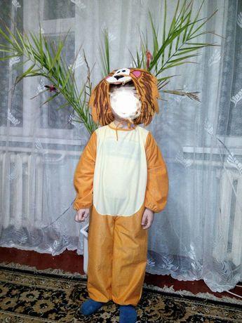 Продам костюмчик льва