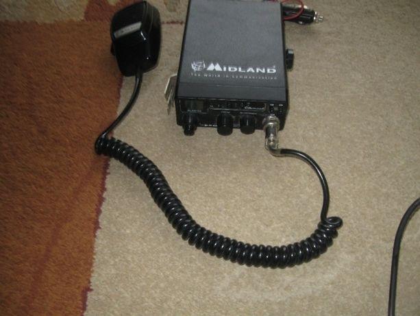Sprzedam CB radio Midland Alan 109.