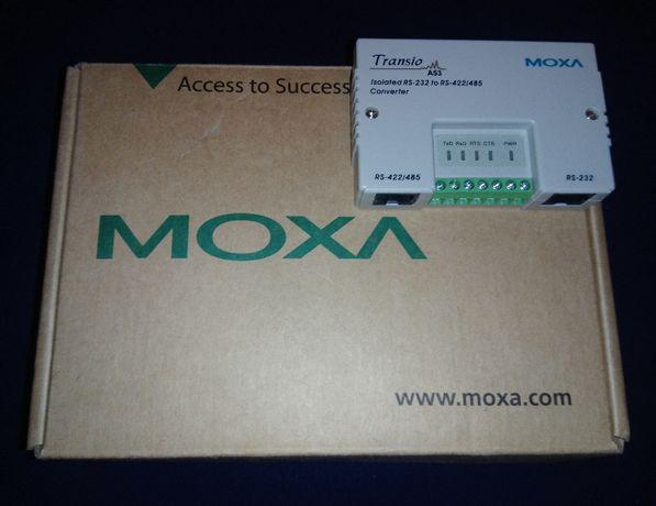 Двунаправленный конвертер MOXA A53