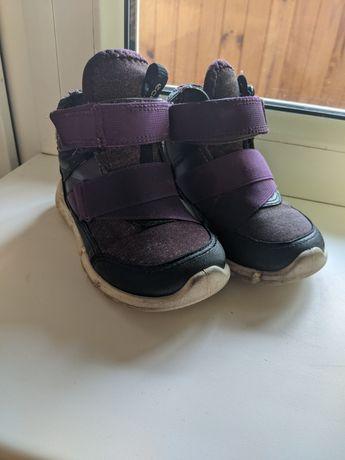 Ботинки Экко ecco демисезон 21 размер
