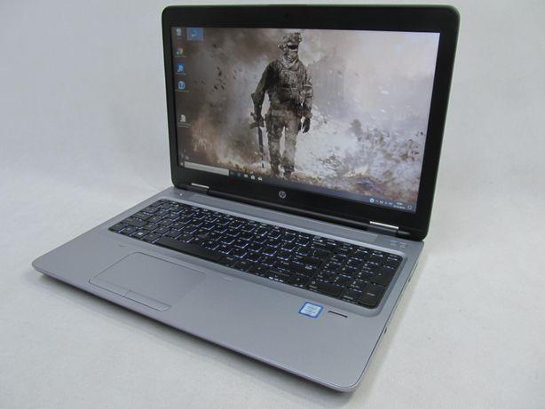 Laptop Gamingowy HP 650 G2 i5 8GB dysk SSD 256GB ATI Radeon R7 M365X
