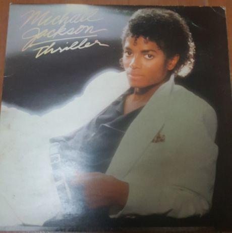 Michael Jackson - Thriller - ALBUM em VINYL EPIC 1982 CBS iNC.