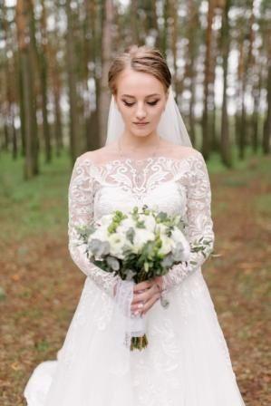 Продам шикарное свадебное платье знаменитого бренда Ida Torez Испания