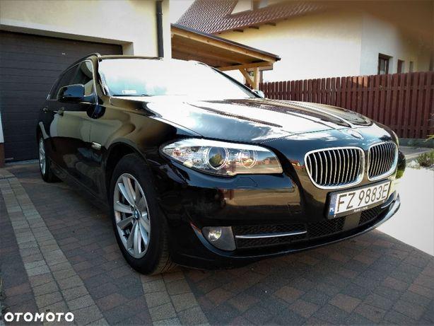 BMW Seria 5 F10/F11 Automat Skóra Serwisowany w ASO Touring