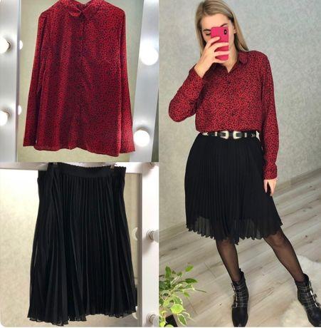 Блуза и юбка набором на размер 46-48