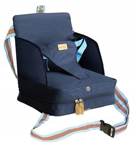 Roba fotelik podwyższający siedzisko krzesełko dla dziecka