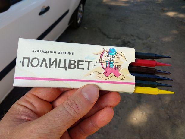 """Карандаши цветные """"Полицвет"""""""
