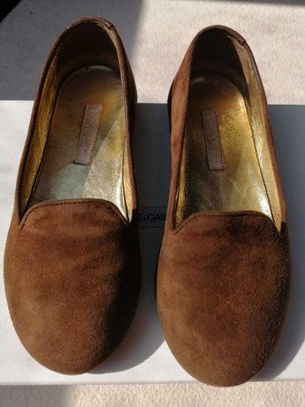 Calçado Tamanho 29 Sapato/ sabrina/ bailarina/ loafer Dolce & Gabbana