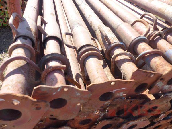 Stemple budowlane,podpory,sztyce,szalunki, używane