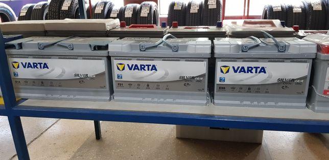 Автомобільний AGM акумулятор  АКБ для авто Varta 70 а/г  (гель)