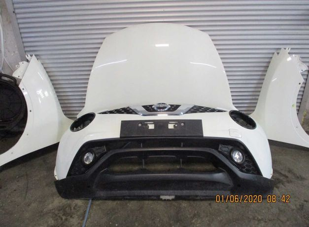 Комплект Juke Nissan Капот крыло Бампер Дверь Крышка Фонарь Зеркало