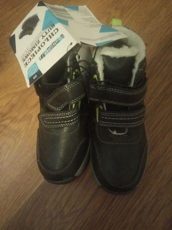 Sprzedam buty zimowe chłopiec