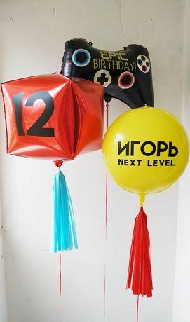 Стильные воздушные шары