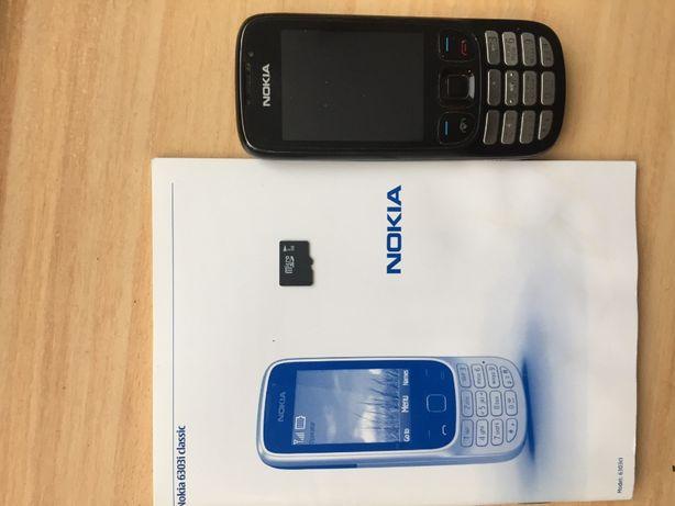 Мобильный телефон Nokia 6303 ci classic