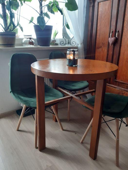 Stół plus dwa krzesła Człuchów - image 1