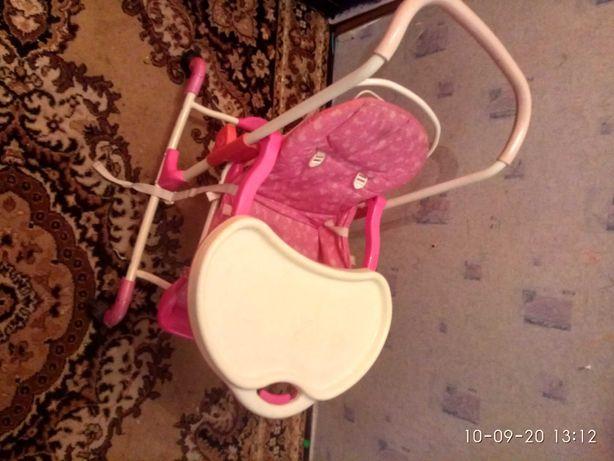 Продам детское кресло для кормление