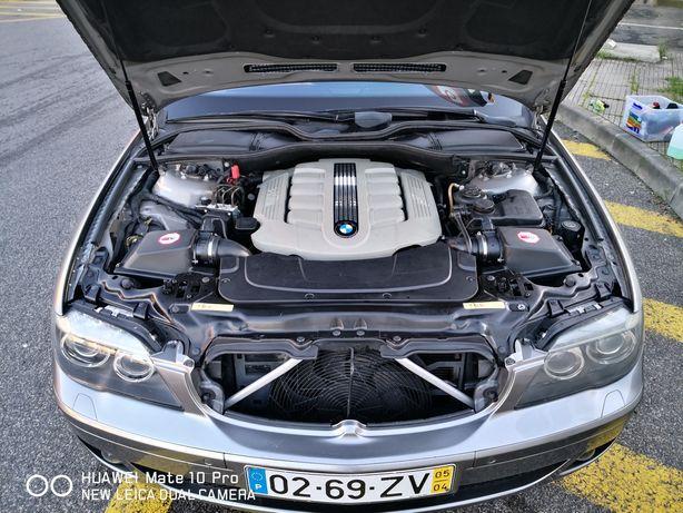 BMW 333cvls SÉRIE 745D V8 nacional imaculado