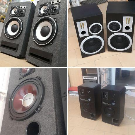 Ремонт, реставрация акустических систем, усилителей, аудиоаппаратуры