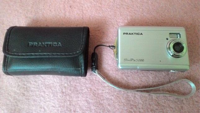 PRAKTICA SlimPix 5200 aparat Cyfrowy