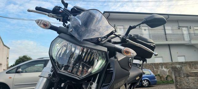 Yamaha MT 09 Irrepreensível