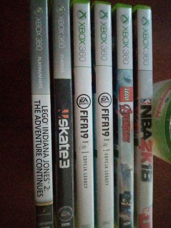 Super gry Xbox 360 dla. Dzieci zamienię lub sprzedam