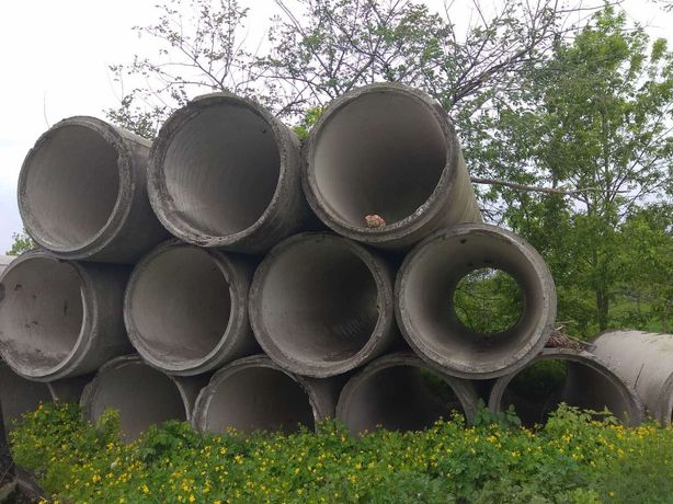 Трубы D1200 Ж/Б.З/Б; б/у Бетонные Железобеонн.Залізобетонні,