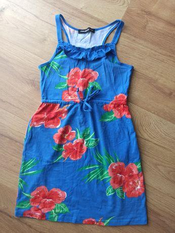 Sukienka na lato kwiaty - rozmiar XS - New Yorker