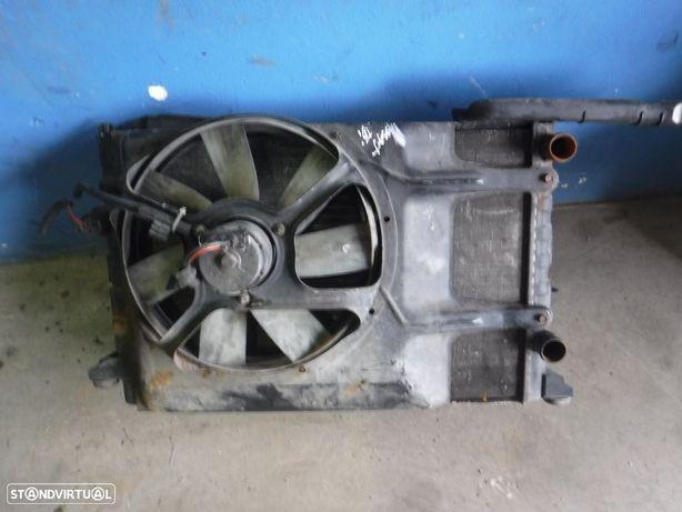 Motoventilador com radiador Volkswagen Passat B4 94-96 TDI