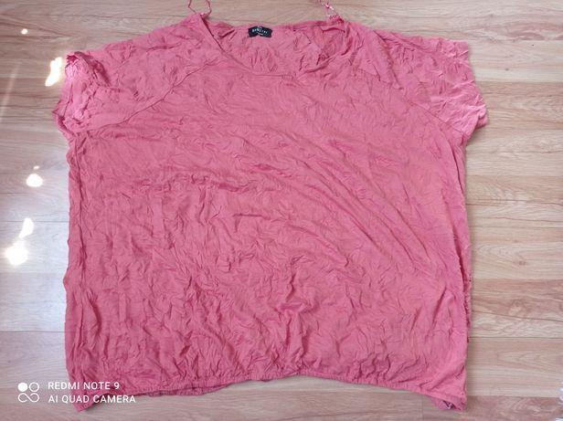 Gina Benotti duża bluzka 54/56 biust 160
