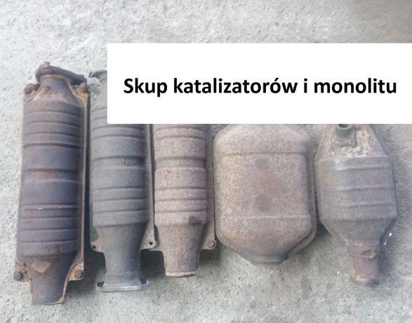 Skup katalizatorów i monolitu Wrocław Lubin Jelenia Góra Wałbrzych