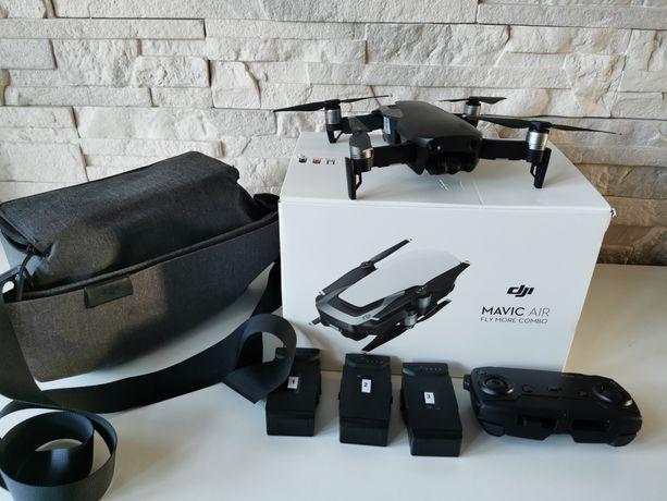 Dron DJI Mavic Air zestaw Combo Stan Idealny Gwarancja