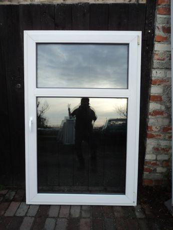 Okna pcv używane -sz110x185wys- kamienica, itp.