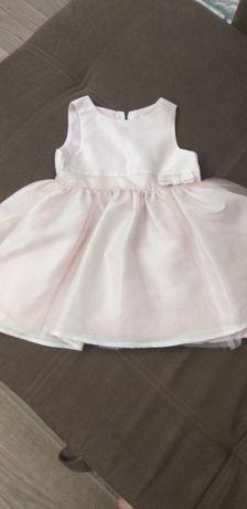 Нарядное платье на 2-3года