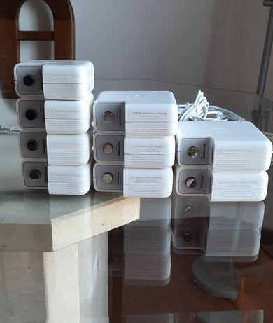 Carregadores Macbook ORIGINAIS Apple Magsafe 1 e 2 (45w, 60w e 85w)
