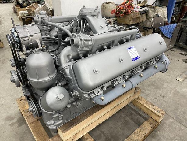 Двигатель ЯМЗ-238М2 240л.с. трактор ХТЗ Т-150, КрАЗ, МАЗ