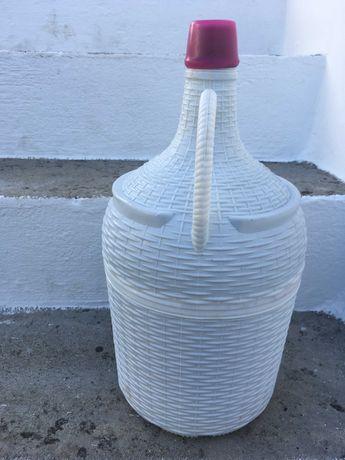 5 litros de agua pé caseira com 10º