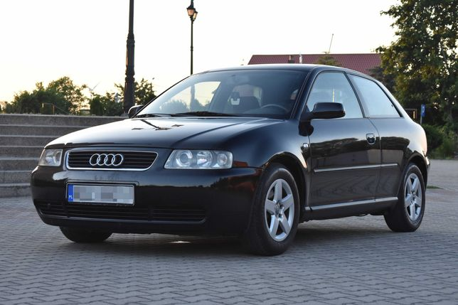 Audi A3 2002 1.6 LPG Lift