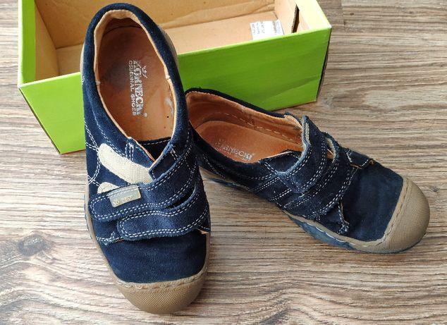 Skórzane buty dziecięce Kornecki rozmiar 31