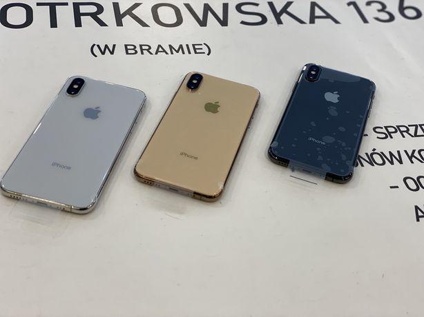 Iphone Xs 64gb Gold/Grey/Silver Piotrkowska 136 w bramie 1649zl