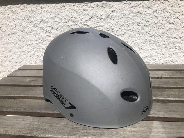 Capacete bicicleta, patins ou skate