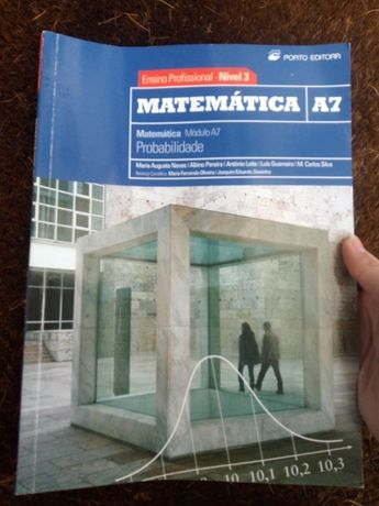 Matemática A7 Ensino Profissional
