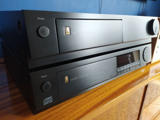 acoustic research A-03 + CD-06 SE zestaw stereo