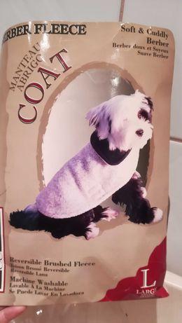 Ubranko dla psa, pelerynka, ciepła L