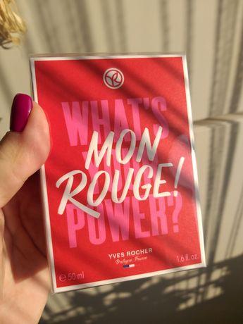Духи Mon Rouge от Ив Роше