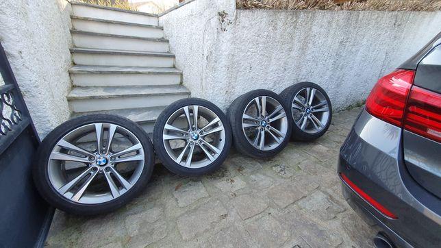 Bmw jantes pneus 18