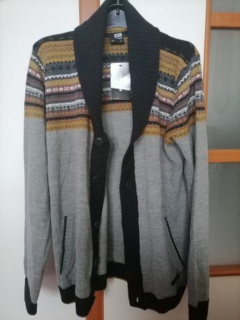 Nowy sweter męski XL cropp
