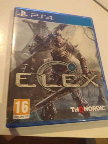 Elex PS4 możliwa zamiana
